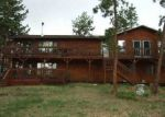 Foreclosed Home in Woodland Park 80863 1405 OLD WAGON RD - Property ID: 1827632