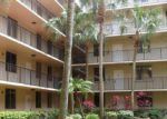 Foreclosed Home in Pompano Beach 33065 3177 RIVERSIDE DR # 104 - Property ID: 3186324