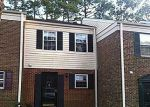 Foreclosed Home in Raleigh 27615 6349 NEW MARKET WAY - Property ID: 3203663