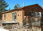 Foreclosed Home in Woodland Park 80863 429 GENTIAN RD - Property ID: 3294164