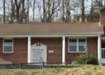 Foreclosed Home in Cedar Bluff 24609 201 GROUSE LN - Property ID: 3519998