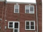 Foreclosed Home in Wilmington 19805 1509 TEMPLE TER - Property ID: 3650756
