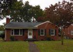 Foreclosed Home in Goldsboro 27530 1707 PEACHTREE ST - Property ID: 3872812