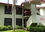 Foreclosed Home in Fort Lauderdale 33309 206 LAKE POINTE DR APT 202 - Property ID: 4041125