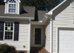 Foreclosed Home in Clayton 27527 1804 W COTTON GIN DR - Property ID: 4075509