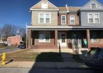 Foreclosed Home in Wilmington 19802 2501 N MONROE ST - Property ID: 4109564