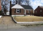 Foreclosed Home in Saint Louis 63121 3828 OAKRIDGE BLVD - Property ID: 4113890
