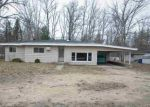 Foreclosed Home in Manistee 49660 10500 CABERFAE HWY - Property ID: 4118438