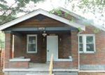 Foreclosed Home in Saint Louis 63125 9979 LARK AVE - Property ID: 4135853