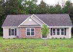Foreclosed Home in Teachey 28464 137 HENRY GIDDEONS DR - Property ID: 3979633