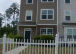 Foreclosed Home in Raleigh 27610 201 COALINGA LN UNIT 100 - Property ID: 4139026