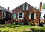 Foreclosed Home in Saint Louis 63132 8321 FULLERTON AVE - Property ID: 4161886